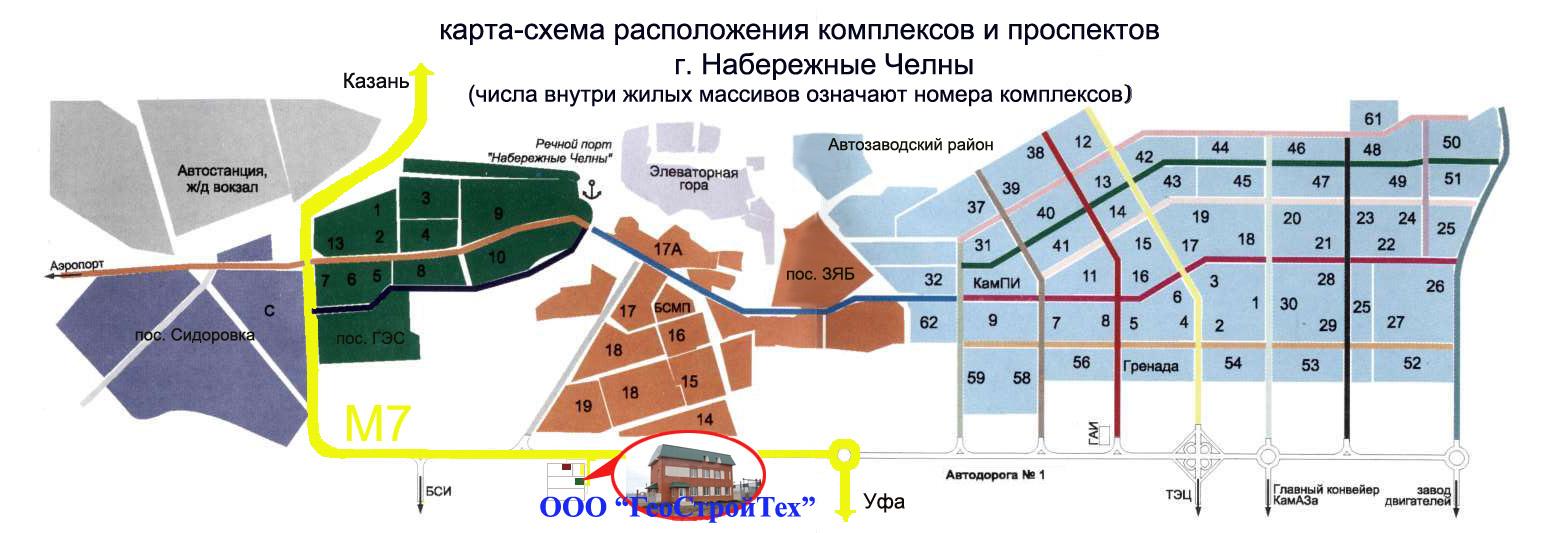 План 37 комплекса города набережные челны автозаводской район